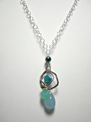 Oceans Away Necklace