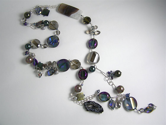 Aurora Long Necklace