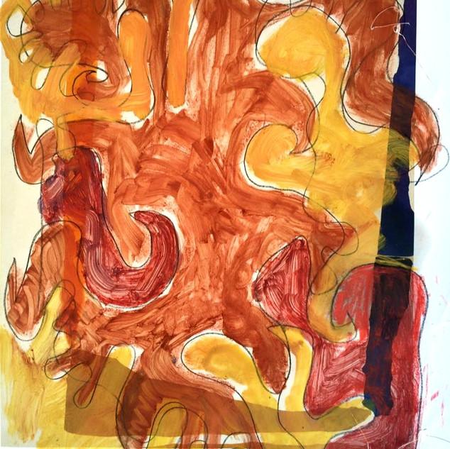 Matisse, Frankenthaler, Milne
