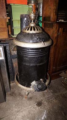 Cole's Hot Blast Potbelly Coal Stove