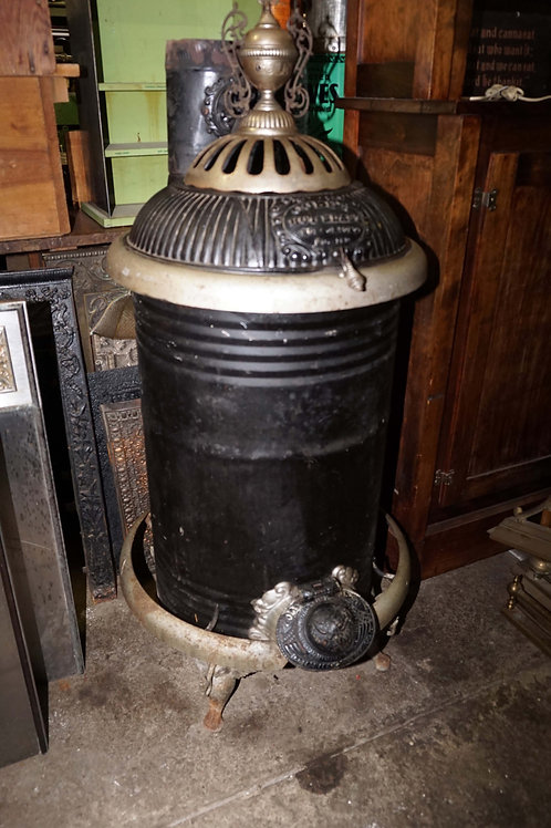 Cole's Hot Blast Potbelly Coal Stove
