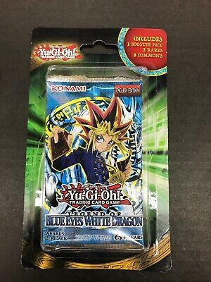 Legend Of Blue Eyes White Dragon Legacy Reprint Blister Pack