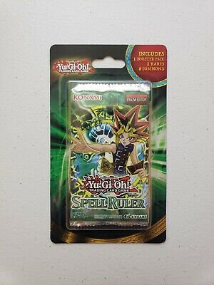 Spell Ruler Legacy Reprint Blister Pack