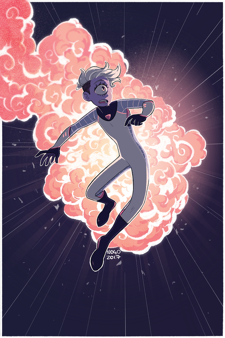 Exploding Ian