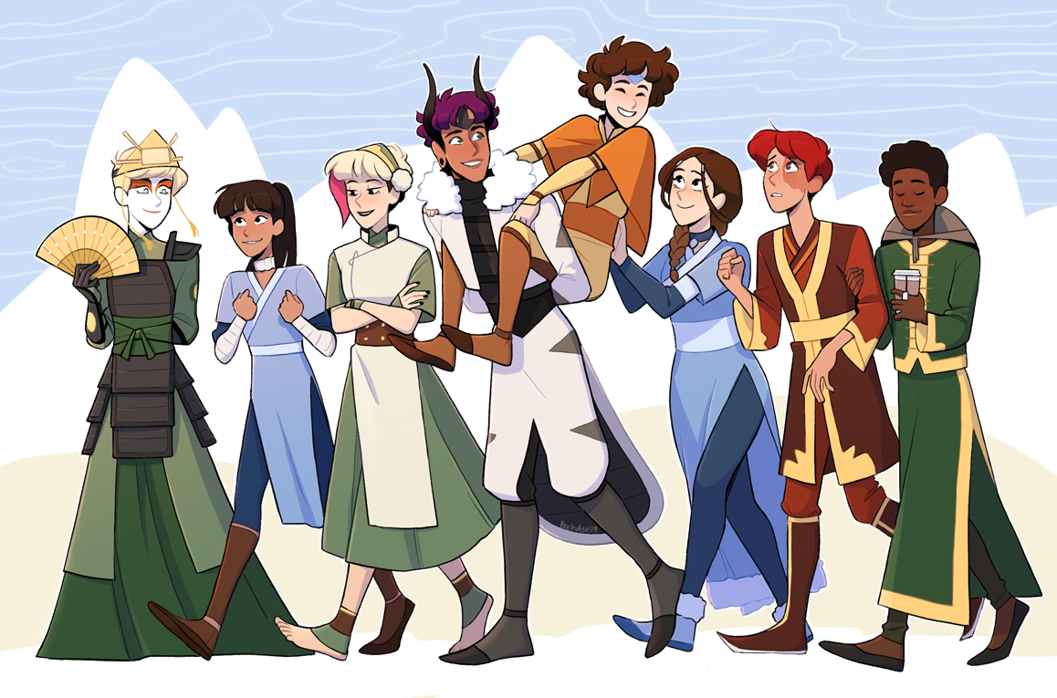 Cast of JAMIE, Cosplay.png
