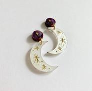Enchanted Moonshine Earrings
