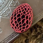 The Black Dragon Egg Brooch