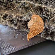 The Regal Lion Necklace