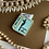 Thumbnail: Breakfast at Tiffany's Book Brooch