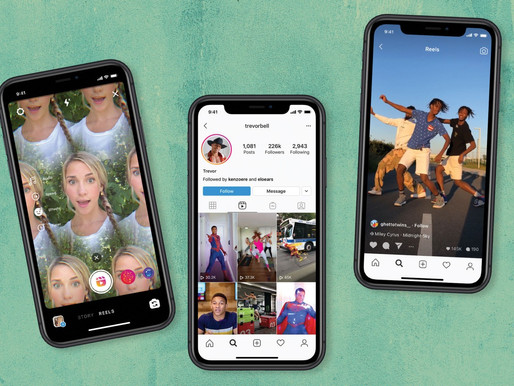 A Beginner's Guide to Instagram Reels & How it Differs from IGTV and Video Posts