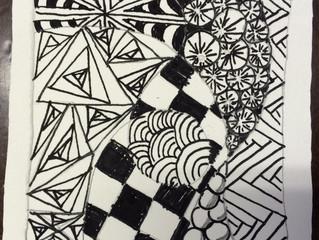 Meivakantie workshop: pentangles maken: GAAT NIET DOOR!