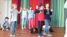 Theaterworkshop voor kids in Cultuurweekend 2016