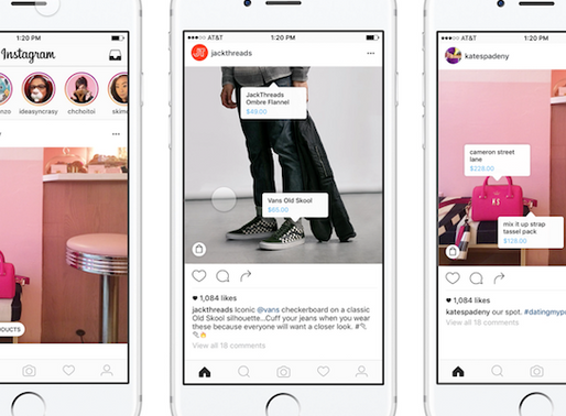 Instagram's E-Commerce Expansion: Shopping From Creators