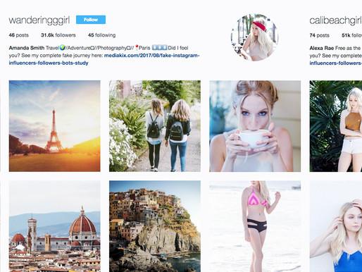 How to Spot Influencer Fraud & Their Fake Followers