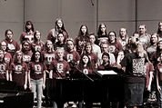 GHS Choir performs at the Side by Side concert
