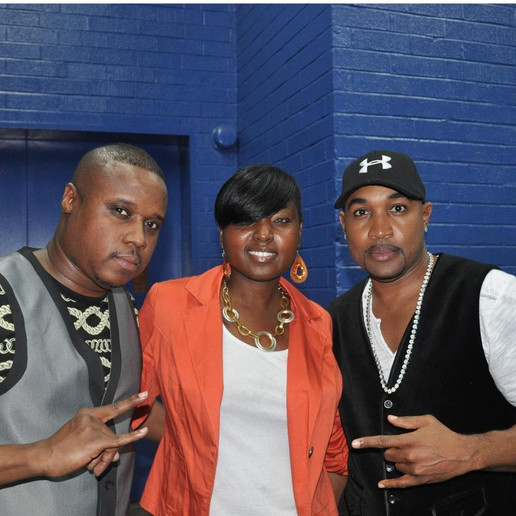 Nesha Hangs Out w/Legends H-Town, Hi-Five & Dru Hill