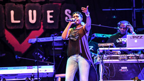 Love & Laughter Nesha Opened for Recording Artist Tank - House of Blues