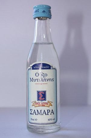 Ouzo Mitilinis Zamara
