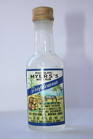 Myers's white rum tropicana