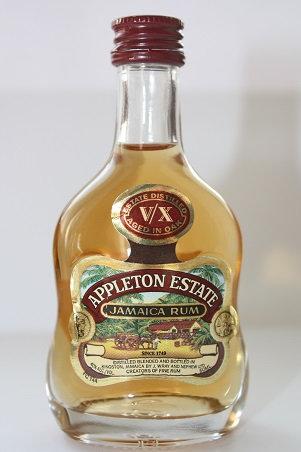 Appleton estate Jamaica rum VX