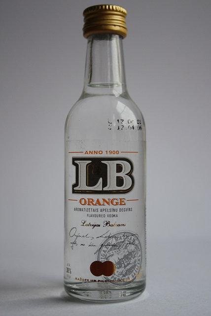 LB orange
