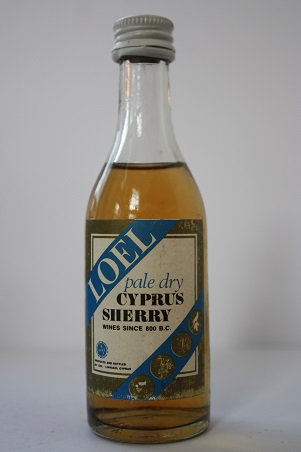 Pale Dry Cyprus Sherry