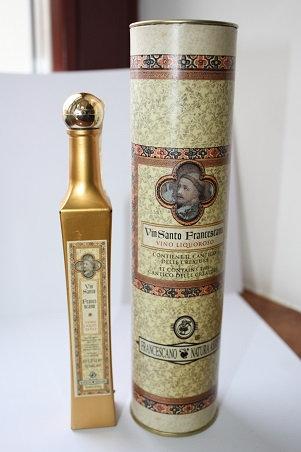 Vin Santo Francescano vino liquoroso