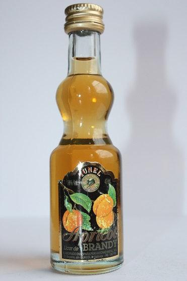 Apricot brandy Tunel