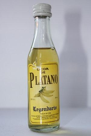 Legendarin licor de platano