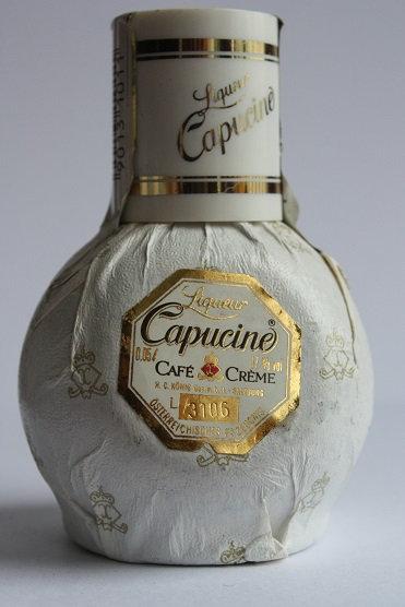 Capucine café crème