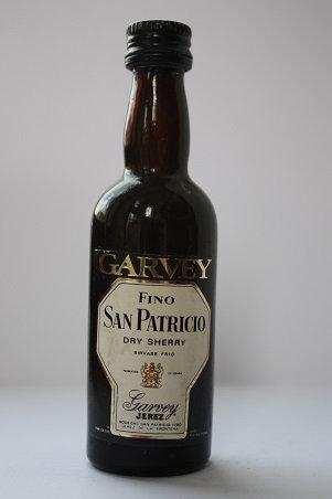 Garvey Fino San Patricio dry sherry
