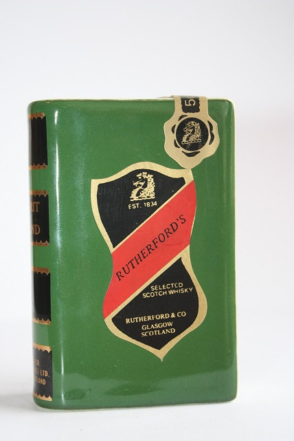 Rutherford's scotch whisky (green)