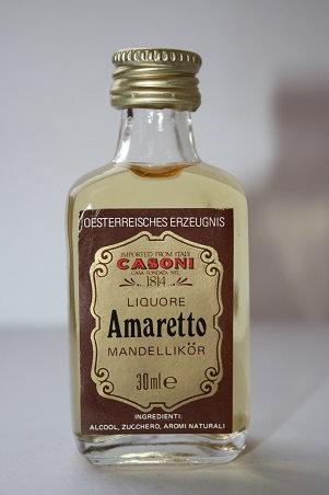 Amaretto mandellikor