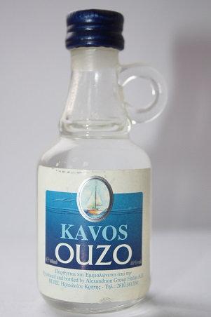Kavos Ouzo