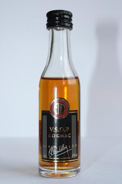 Alain Delon V.S.O.P. cognac