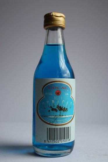 Cocal curacao blue