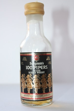Seagram's 100 pipers