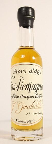 Goudoulin J. Bas Armagnac  Hors D'Age