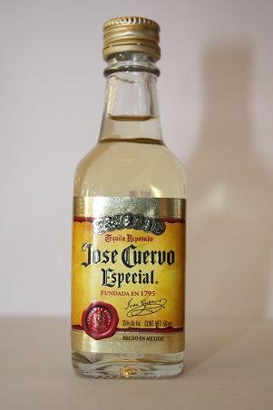 Jose Cuervo Especial reposado