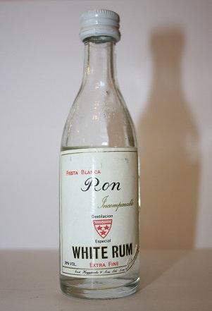 White rum extra fine