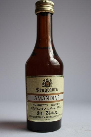 Seagram's amandine