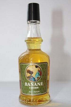 Banane crème