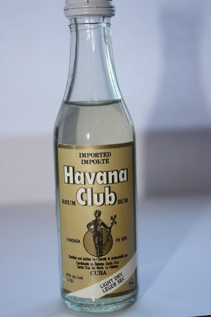 Rum Havana Club light dry
