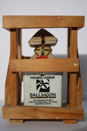 Bali moon coconut liqueur