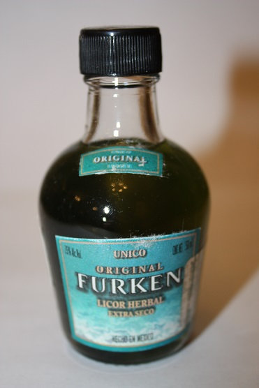 FURKEN original herbal licor extra seco