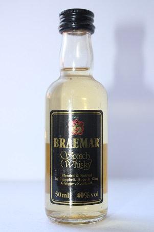 Braemar 5 years
