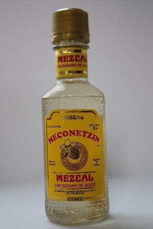 Meconetzin mezcal
