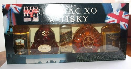 Н92 (Cognac XO, whisky)