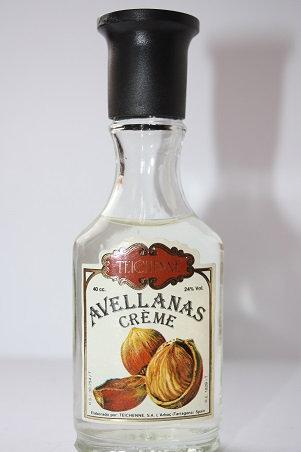 Avellanas crème