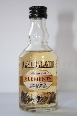 Balblair a creation of the Elements